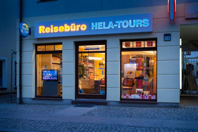 Reisebüro hela-tours GmbH